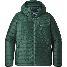 Patagonia M's Down Sweater Hoody Micro Green